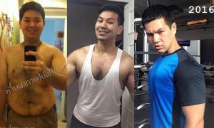 1 ปีก่อนพิชิตน้ำหนักแบบผิดๆถูกๆ สู่ 1 ปีของการแก้ความผิดพลาด