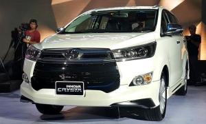 มาแล้ว! Toyota Innova Crysta ใหม่ เข้าไทยเริ่ม 1.129 ล้าน