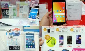 แนะนำสมาร์ทโฟนราคาไม่เกิน 5,000 บาท ที่คุ้มค่าน่าซื้อที่สุด ในงาน TME 2016