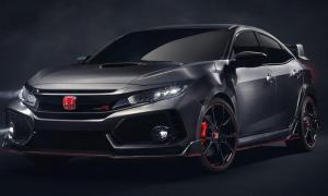 2018 Honda Civic Type R ใหม่ ตัวแรงใหม่ล่าสุด