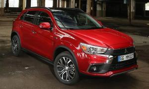 สวย! Mitsubishi ASX ไมเนอร์เชนจ์ใหม่เผยโฉมแล้ว