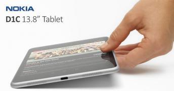 Nokia D1C อาจไม่ใช่มือถือรุ่นใหม่หลังถูกจับทดสอบอีกครั้ง พบเป็นแท็ปเล็ตจอ FHD 13.8 นิ้ว