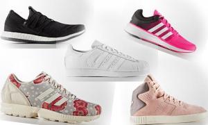 มาดู! 5 รองเท้า Adidas สำหรับผู้หญิง