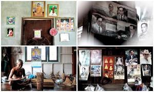 เป็นรูปที่มีทุกบ้าน 15 รูปชุดรัชสมัยแห่งพระองค์ จากช่างภาพบุรีรัมย์