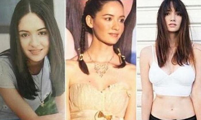 น่ารักใสๆ ซาร่า มาลากุล เมื่อ 20 ปีที่แล้ว
