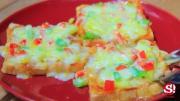 Sanook Good Stuff : ปังพิซซ่าไมโครเวฟ ง่ายๆสำหรับคนรักชีส