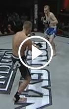 สถิติ 1.1 วินาที! การเอาชนะคู่ต่อสู้ MMA เร็วที่สุดในโลก (คลิป)