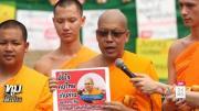 ชาวเน็ตแห่แชร์ คนไทยอยากกระทืบพระสนิทวงศ์ เจ้าตัวขอโทษถามกลับทำผิดไร
