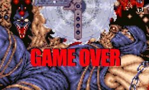 รวมมิตรฉาก Game Over ที่ดูแล้วเจ๋ง ติดตาสุดๆ