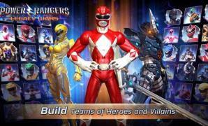 ชนหนัง! Power Rangers Legacy Wars โหลดเล่นได้แล้วในมือถือ