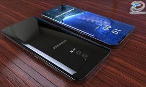 ชมคอนเซ็ปท์ Samsung Galaxy S9 อัปเกรดอีกขั้นด้วยจอไร้ขอบ 4K