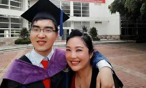 แม่ไม่ฟังหมอ ให้ถอดใจลูกสมองพิการ 29 ปีต่อมา ลูกชายได้เข้าฮาร์วาร์ด