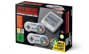 ตามคาด นินเทนโดเปิดตัว SNES Classic Edition มาพร้อม 21 เกม