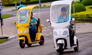 ไปรู้จัก H SEM Motor รถสามล้อไฟฟ้าและฟู้ดทรัคสัญชาติไทย