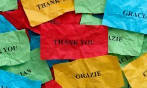 """รู้ไว้ """"20 คำขอบคุณ"""" ต่อไปนี้ ก็สามารถใช้แทนคำว่า Thank you ได้"""