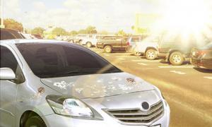 3 วิธีดูแลรักษารถที่ต้องจอดตากแดดบ่อยๆ ช่วยป้องกันสีรถได้
