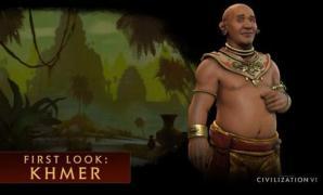 เพื่อนบ้านก็มา! Civilization VI เพิ่มอารยธรรมเขมร
