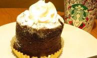 """มันฟินมาก """"Shot & Chocolate"""" เค้กช็อกโกแลตราดเอสเพรสโซ่ร้อนๆ ที่สตาร์บัคส์ญี่ปุ่น"""