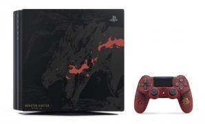 PlayStation4 Pro ชุดบันเดิล Monster Hunter World
