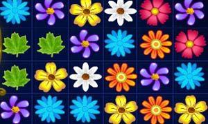 เกมส์เรียงดอกไม้
