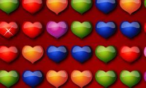 เกมส์เรียงรูปหัวใจ