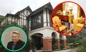 ฮือฮา!บ้านหรู 3 พันล้านทูตไทยย่างกุ้งสุดไฮโซ