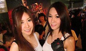 พริตตี้ไทยนี่แหละเจ๋งสุด #1