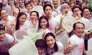 ICE BUCKET CHALLENGE  ใหญ่ที่สุดในไทย
