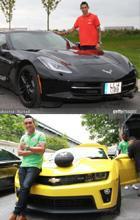 รถของเล่น นักฟุตบอล!?