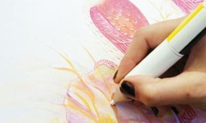 Scribble นวัตกรรมปากกา 16 ล้านสีในแท่งเดียว