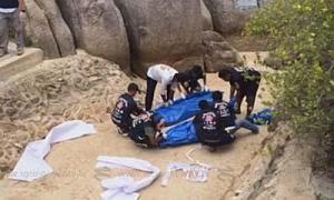พบเบาะแสฆาตกรฆ่าโหด 2 นักท่องเที่ยวบนเกาะเต่า