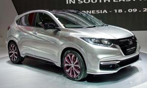 Honda Vezel เปิดตัวอินโดฯเคาะ 7 แสนต้น!