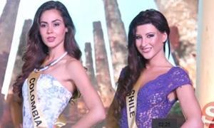 ประเดิมความสวย Miss Grand International