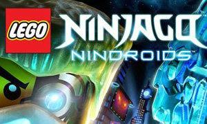 รีวิว เกม LEGO Ninjago Nindroids