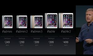Apple ลดราคา iPad รุ่นเก่าทุกรุ่น(ราคาน่าสนใจมาก)