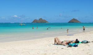 เที่ยวไม่แคร์หนาว! 10 ชายหาดสวยสุดในโลก