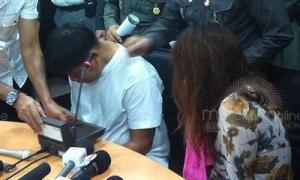 พรชนก เครียดจัด ตำรวจดูแลใกล้ชิดหวั่นคลุ้มคลั่ง