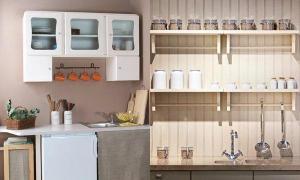 แบบห้องครัวกะทัดรัด สำหรับชาวคอนโด