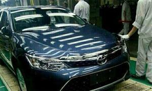 หลุด! Toyota Camry โฉมไมเนอร์เชนจ์ใหม่