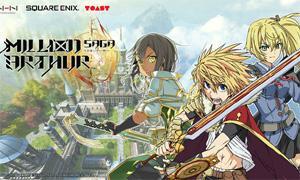 Million Arthur Saga เกม RPG โมเอะจากญี่ปุ่น