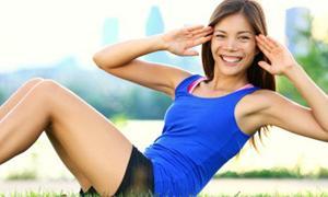 สร้างความสุขให้กายใจ ด้วยการออกกำลังกาย