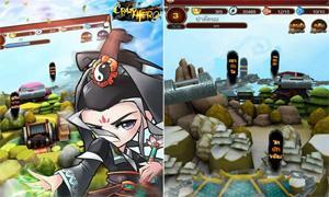 รีวิว Crazy Hero กังฟูการ์ดเกม 3D มือถือ