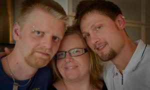 สามีของเรา!! ครอบครัวสุขสันต์รักไร้พรมแดน