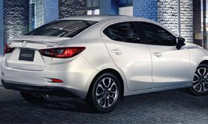 หลุด Mazda 2 ซีดานแบบเต็มๆก่อนเปิดตัว