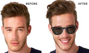 วิธีเลือกแว่นให้เหมาะกับรูปหน้า