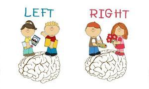 สมองคุณเด่นซีก ซ้าย หรือ ขวา ?