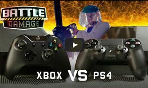คลิปดวลเดือด PS4 vs. XB one เครื่องไหนทนกว่ากัน