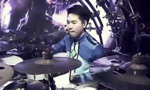 Drums Wall คัมแบ๊ค! พลิกชีวิตเด็กติดเกมส์ สะบัดไม้ตีกลองท่องอวกาศ