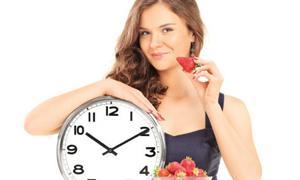 โปรแกรมโภชนาการ ตามเวลา