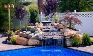 น้ำตกในสวน แบบไหนที่ใช่คุณ